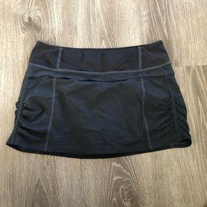 Lululemon Athletica Gray Skirt Size 4